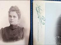 Carte identitate Austria veche-IdentitatsKarte KUK- 1903