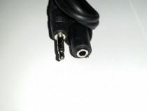 Cablu prelungitor jack 3,5mm