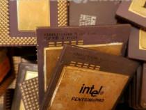 Reciclare procesoare ceramice , goldcap, circuite integrate