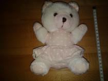 Mini Ursuletul - roz - jucarie copii