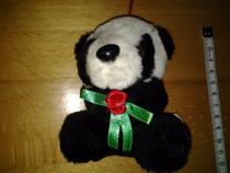 Mini Panda cu Ventuza Geam