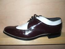 Pantofi stacy adams piele(superfrumosi - model de top) unici