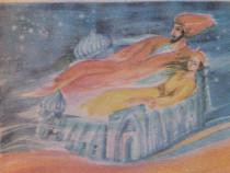 Povestea cu Aladdin si lampa fermecata/O mie si una de nopti