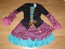 Costum carnaval serbare pirata pentru copii de 8-9 ani