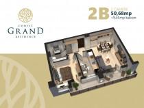 Apartament cu 2 camere in Conest Grand Residence