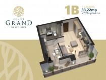 Apartament o camera Conest Grand Tudor Vladimirescu