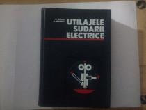 Utilajele sudarii electrice- Vl. Popovici- 1968