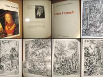 Album de Arta: Lucas Cranach anii 70-80 cartonat gros.