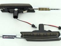 Lampi semnalizare LED CANBUS bmw seria 5,3,1 fumuri si tra