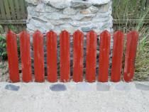 Panou gard din scandura metalica presata