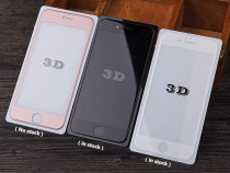 Iphone 6 6S Folie Sticla Securizata 3D Total Sticla