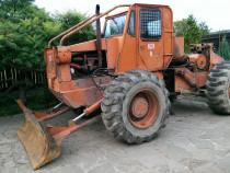 Taf forestier modificat cu motor deutz 170 cp si punti 55d