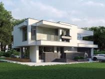 Vila Moderna Fac pe terenul Clientului 149.04 m2
