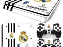 Skin / Sticker Real Madrid Playstation 4 PS4 SLIM / pro /fat