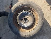 Roata rezerva + pneu R15 Audi A4 B6 1.9tdi AVF 131CP 2004