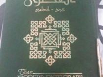 Dictionar arabic englez