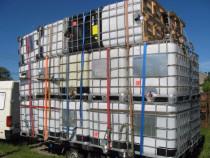 Bidoane/bazine/rezervoare/IBC- 1000 litrii