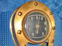 7121-Instrument vintage masurat umiditatea. Alama aurita.