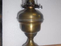 Lampa vintage din alama
