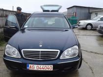 Dric- Masina funerara-Mercedes Benz 300 SE adusa din Italia