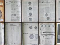 Monede vechi-Catalog licitatii Numismatica-Money Trend nr1.