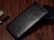 Husa slim piele Xoomz Samsung S8 magnetica, suport carduri