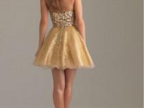 Rochie bal - prom dress banchet ocazii petreceri