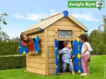 Casuta Copii, Jungle Gym Playhouse, 20% Reducere