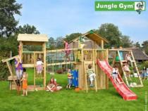 Loc de joaca Copii, Jungle Gym Mega 4 - livrare in tara