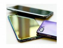 Husa cromata baseus stream gold apple iphone 7 wiapiph7-gz0v