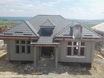 Proiect unic-casa 3 camere, 75 mp, Miroslava