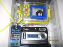 Vivitar, aparat foto 15m sub apa,nou ,original,nefolosit,lux