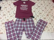 Pijama Censored,model deosebit,noua cu eticheta,M
