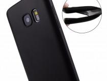Samsung Galaxy S7 - Husa Slim 0.3mm Neagra Din Silicon