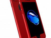 Iphone 7 - Husa 360 Fata Spate Din Silicon Slim 0.3mm