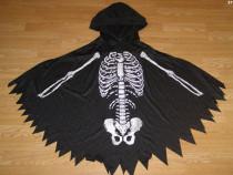 Costum carnaval serbare schelet pentru copii de 13-14 ani