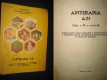Apiterapia azi, Bucuresti 1989. Marimi 20_15cm, 103 pagini.