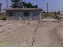 Parcare TIR 4000 m2 si utilitati Mangalia, Constanta