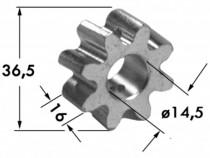 Pinion suveica Bamfords RS3779; 62.110