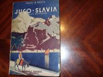 Jugo-Slavia. Drumuri Dalmatine (1937, rara, cu ilustratii )