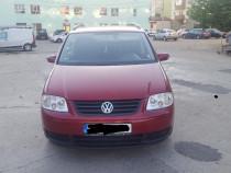VW touran 1.9 TDI 6 trepte 7 locuri(variante)