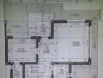 Duplex 4 camere, P+E, dec, semifinisat, zona Europa