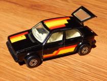 Macheta rara veche Volkswagen Golf I Matchbox Lesney 1981