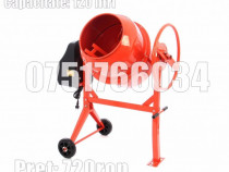Betoniera 120 litri - nou - garantie