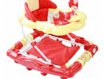 Premergător Baby Care balansoar ratusca