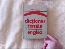 Dicționar romana-engleza