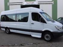 Transport persoane microbuz la adresa in Germania