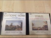 Cd Giuseppe Verdi sau Vivaldi, nou
