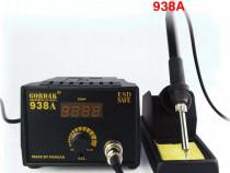 Statie de lipit gordak 938a cu display electronic 938-a 938