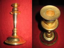 319A-Sfesnic metal auriu cu contragreutate.